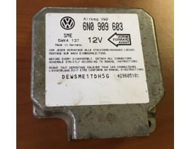 Calculateur airbag pour VW ref 6N0909603