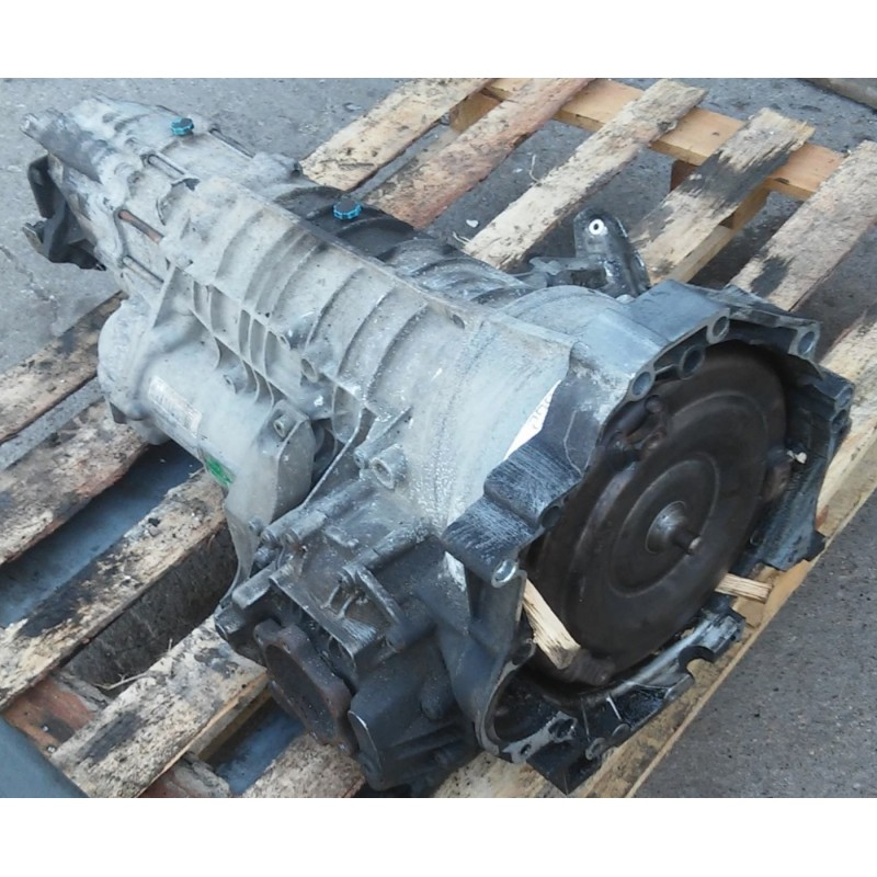Automatic gearbox tiptronic audi a4 b6 2 5 v6 tdi type gbg 5hp-19