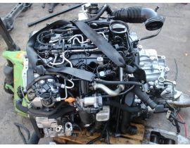 Engine complete VW Tiguan 2.0 TDI CFF