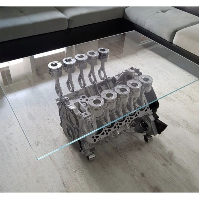 table moteur v8 v10 v12