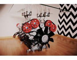 Table moteur Alfa Romeo V6