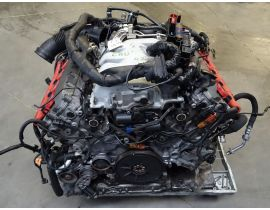 ENGINE MOTOR AUDI S5 4.2 type CAU CAUA