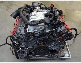 ENGINE MOTOR AUDI S5 4.2 type CAU CAUA