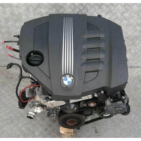 Silnik kompletny BMW N47D20C