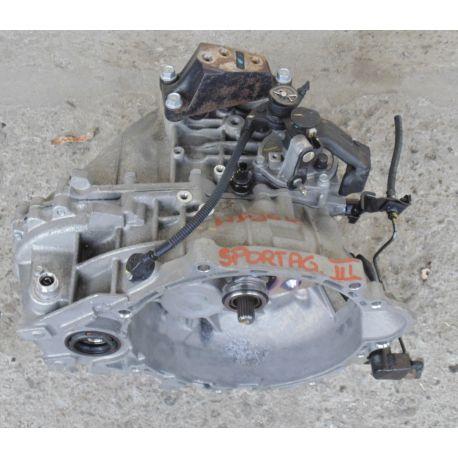 gearbox KIA SPORTAGE III 1.7 WDJ6K