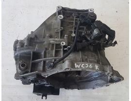 gearbox KIA SPORTAGE III 1.7 WCJ6K